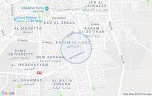 محطة محروقات للبيع في حمص