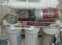توجد لدي فلتر ماء امريكي +تايوني مستعمل وجديد الجديد علي 750والمستعمل 400