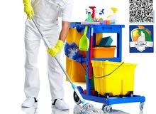 تنظيف منازل مابعد الترميم والتشطيب
