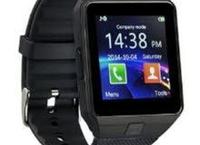 ساعه ذكيه smart watch بخاصيه البلوتوث طراز Dz09
