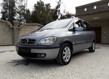 0 km mileage Opel Zafira for sale