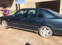 مرسيدس E280 موديل 1999 للبيع
