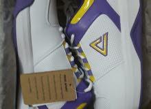 حذاء رياضي جديد نوع (بييك سبورت)        (New sport shoes (peak sport