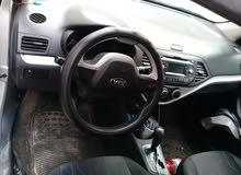 كيا بيكانتو 2014 بحال الوكاله نخب من الداخل والخارج  1250 cc ماتور اقتصادي
