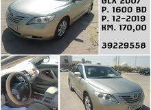 for sale Toyota Camry 2007 GLX