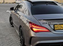 1 - 9,999 km Mercedes Benz CLA 250 2017 for sale