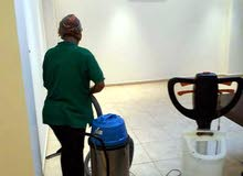 all type cleaning services over all in Bahrain