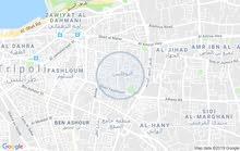 Al-Nofliyen neighborhood Tripoli city - 500 sqm house for rent