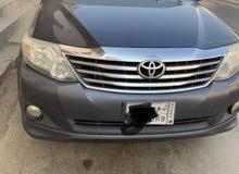 Gasoline Fuel/Power   Toyota Fortuner 2012