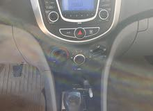 Hyundai Accent 2012 For sale - Grey color