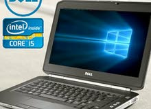 للبيع ،لابتوب،فقط75دك/dell latitude e5430 core i5 الجيل التالت