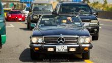 380 SL مرسيدس 1983 كلاسيك بيع مستعجل