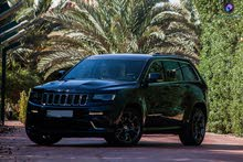 GRAND CHEROKEE SRT 2014 GREY