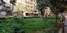 شقة للبيع 400م فيو مفتوح وميدان هيئة التدريس