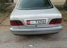 مرسيدس لموزين E280 موديل 99