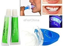 جهاز تبييض الأسنان الأمريكي