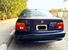 BMW 525i - 2002 very low genuine KMS (First Owner)