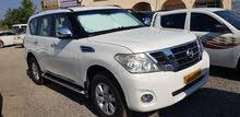Nissan Patrol 2011 For sale - White color