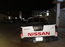 White Nissan Navara 2015 for sale