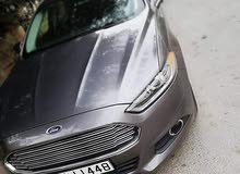 Renting Ford cars, Fusion 2014 for rent in Amman city