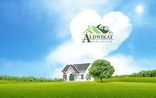 ارض للبيع في مادبا , مساحة الارض 14,552م