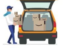 عدد من فرص العمل لتوصيل الطلبات داخل محافظة عمان