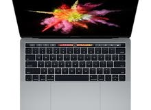 Macbook pro with touch bar 2017