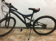 دراجة mfx للبيع مستعملة تقريباً 5 أشهر وهي بحالة جيدة جدا