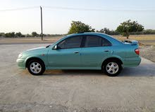 Manual Nissan 2002 for sale - Used - Saham city