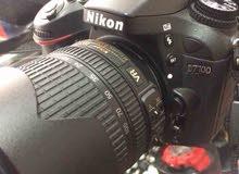 Nikon  7100 D