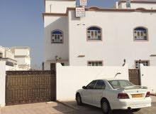 Al Maabilah neighborhood Seeb city - 110 sqm apartment for rent