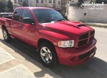 Automatic Red Dodge 2004 for sale