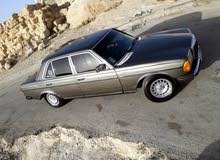 1983 Mercedes Benz E 200 for sale in Ma'an