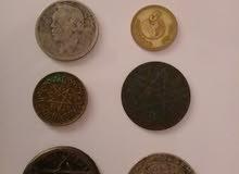 قطع نقدية مغربية قديمة ناذرة