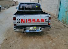 Nissan Pickup 2005 For sale - Silver color
