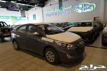 Automatic Hyundai 2018 for sale - New - Al Riyadh city