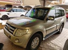 للبيع باجيرو 2012 بحاله ممتازه
