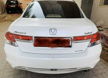 excellent Honda Accord 2012 for sale