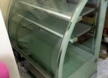 full glass Display fridge for sale in very good condition