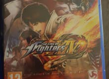 king of fighters new ps4
