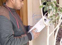 تركيب وإصلاح الكهرباء المنزلية
