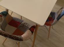 طاولة اكل من هوم سنتر