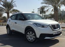 Nissan kicks 2018 GCC for sale