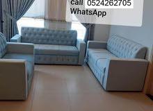 مجموعة صوفا جديدة بتكلفة منخفضة sofa set for sale new in vary low cost