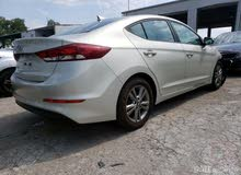 FOR SALE  Hyundai Elantra Se 2017 Beige 2.0L 4
