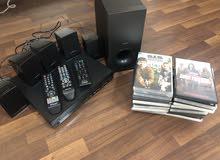 للبيع DVD مستخدم شهر واحد فقط 20 فلم وياها