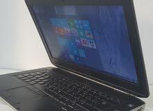 Dell best laptop جهاز حديث نضيف مع بصمة