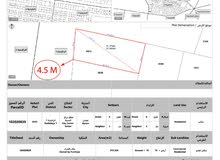 ارض تجاريه على الشارع الرئيسى بقلب عجمان ( شارع الشيخ خليفه بن زايد ) بنفس موقع مصنع غلفا OO QWR