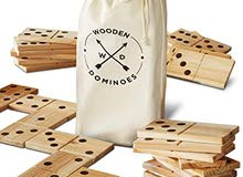 wooden dominoes for kids