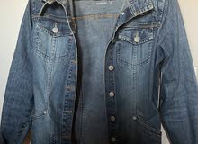 Jean jacket - جاكيت جينز